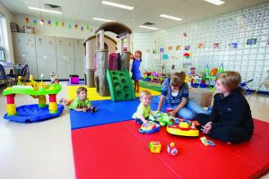 Creche toys and equipment sale