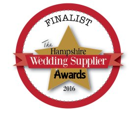 Hampshire Wedding Supplier Awards 2016